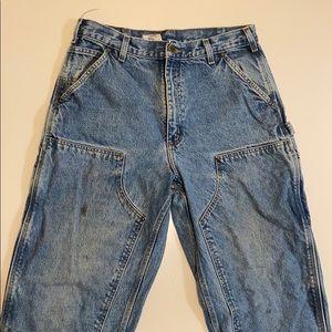 Vintage double knee Carhartt jeans